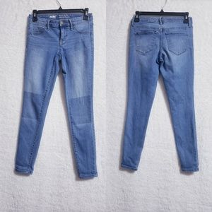 Mossimo  jeans medium blue size 0/25